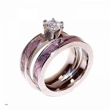 pink camo wedding rings wedding colors wedding ring sets with colored stones