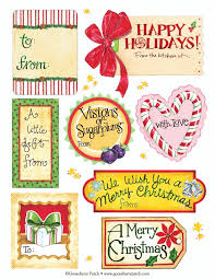 240 christmas labels christmas label templates images