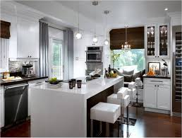 admirable sleek ikea kitchen design with plush white counter