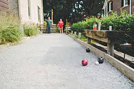 have a ball this summer with a backyard bocce court the seattle