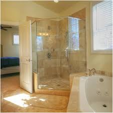 Bathroom Shower Remodeling Pictures Master Bathroom Remodel Shower Tub Designs Ideas And Decors