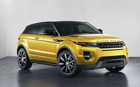 land rover evoque black range rover evoque gains new black design pack sicilian yellow