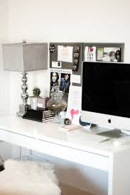 Feminine Desk Accessories by 200 Best Home Office Inspiration Images On Pinterest Office