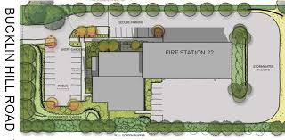 Fire Department Floor Plans Facilities Update Bainbridge Island Fire Department
