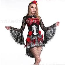 Dreamgirls Halloween Costumes Buy Wholesale Gothic Bride Costume China