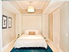 Interior Design Ideas For Small Bedrooms by 9 Tiny Yet Beautiful Bedrooms Hgtv