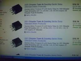chrysler town u0026 country questions where are the injector fuse