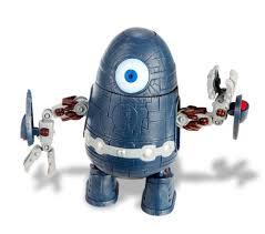 monsters aliens 6 action figure clone robot amazon