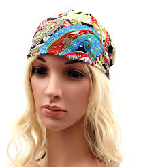 sparkly hair bohemian colorful hair band women fashion make up wash the
