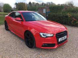 2012 audi a5 sline black edition coupe facelift loaded spec in