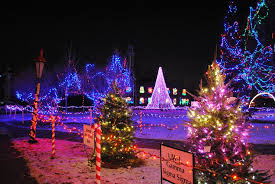 rotary lights la crosse rotary lights a must see come wintertime riverside park in la