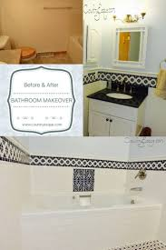 Before After Bathroom Makeovers - bathroom makeover before and after countryesque