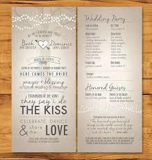 wedding programs wording sles free printable wedding invitation template free wedding