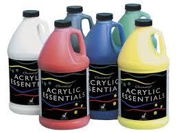 amazon com chroma chromacryl acrylic essentials 1 2 gallon