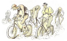bicycle face a guide to victorian cycling diseasessheila hanlon