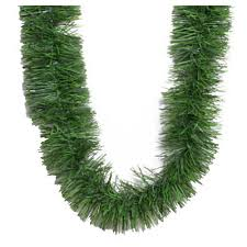12pk dyno artificial pine tinsel garland 3 1 4 in x 18 ft 1724 57