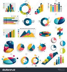 mega set charts graphs circle charts stock vector 341073518 mega set of charts graphs circle charts flat and 3d design brochure