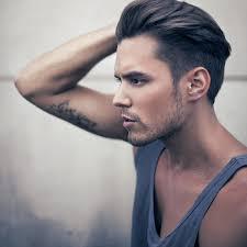 coupe cheveux homme dessus court cot coiffure homme coupes tendance et ères de se coiffer coupe
