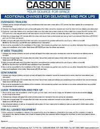 credit applications customer agreement customer response cassone