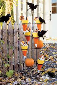 how to make easy halloween decorations at home 56 fun halloween party decorating ideas spooky halloween party decor