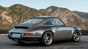 porsche singer porsche 911 reimagined by singer fine tailored
