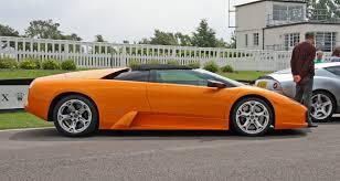 Lamborghini Murcielago Orange - file lamborghini murciélago roadster flickr exfordy 1 jpg