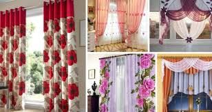modern floral curtains that add glam to you home amazing