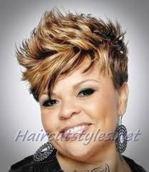 short haircuts for women over 40 50 african american hairstyles