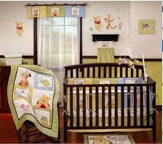 Pooh Crib Bedding Disney Baby Winnie The Pooh Patch 4 Crib Bedding