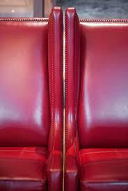boca cincinnati u2014 orange chair