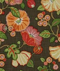 Retro Upholstery Pink Floral Upholstery Fabric U0026 Supplies Onlinefabricstore Net