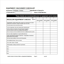 equipment condition report template electronic arts intermix