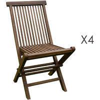 chaise jardin bois chaise anssen en velours vert