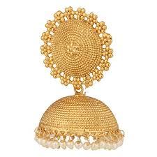 jhumkas earrings buy jhumkas earrings for pearls jhumka jhumki bridal