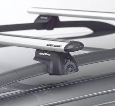 Jetta Roof Rack by Amazon Com Mont Blanc Gripper Aero Wing Roof Rack Crossbars Set