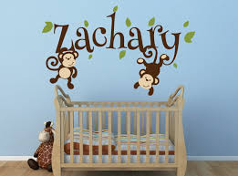 Mod Pod Pop Monkey Crib Bedding by A Personal Favorite From My Etsy Shop Https Www Etsy Com Listing