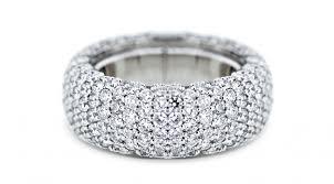 eternity ring finger on which finger do you wear an eternity ring diamond