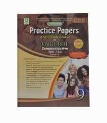 evergreen cce practice papers a self study course english