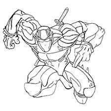 ninja coloring pages free coloring pages ideas