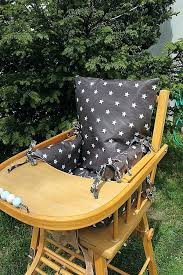 coussin chaise haute bebe coussin chaise haute bebe chaise twenty one luxury pour chaise