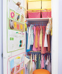 7 smart ways to organize your kid u0027s closet real simple