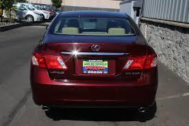 lexus es 350 hood emblem used one owner 2008 lexus es 350 auburn wa doxon toyota