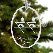 rowing ornament ebay