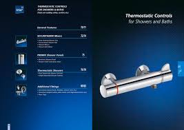 thermostatic controls for showers and baths delabie pdf thermostatic controls for showers and baths 1 14 pages