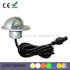 Small Outdoor Lights Newst Color Changing Led Stair Light Outdoor Lights Kits Deck