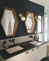 bathroom backsplash ideas and pictures best 25 vanity backsplash ideas on bathroom renos