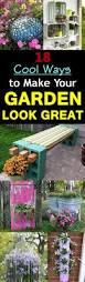 18 cool diy ideas to make your garden look great balcony garden web