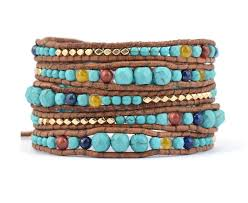 boho wrap leather boho wrap bracelet harmony boost