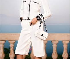is black hardware in style chanel classic bag in white and black hardware bragmybag