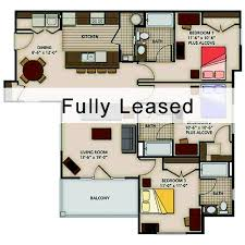 4 Bedroom Apartment by 2 3 And 4 Bedroom Apartment Floor Plans Capstone Quarters